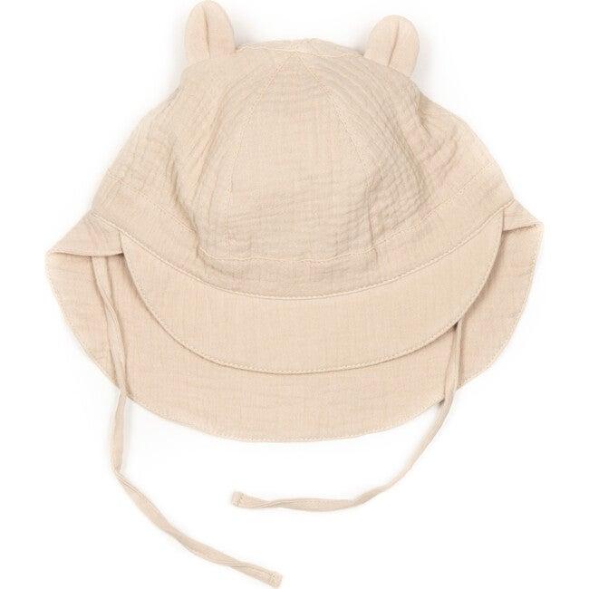 Safari Sun Hat w/ears, Camel