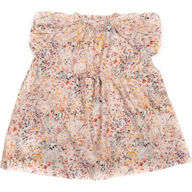 Stinne Dress, Liberty Felda Rose