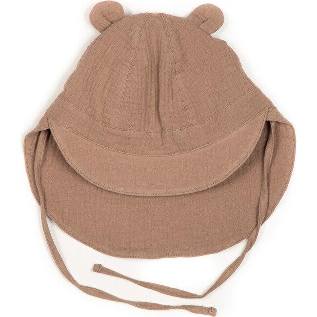 Safari Sun Hat w/ears, Nougat