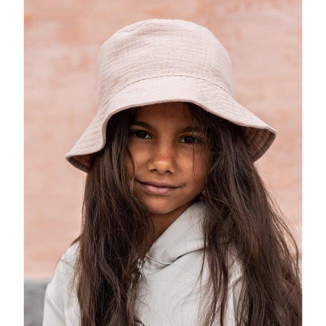 Festival Hat, Rose