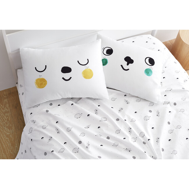 Woodland Dreams 2-Pack Toddler Size Pillowcase