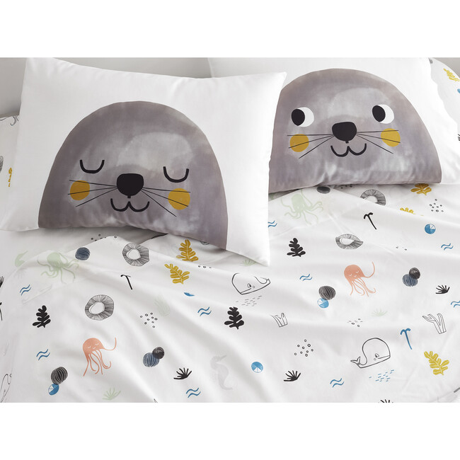 Underwater Love 2-Pack Toddler Size Pillowcase