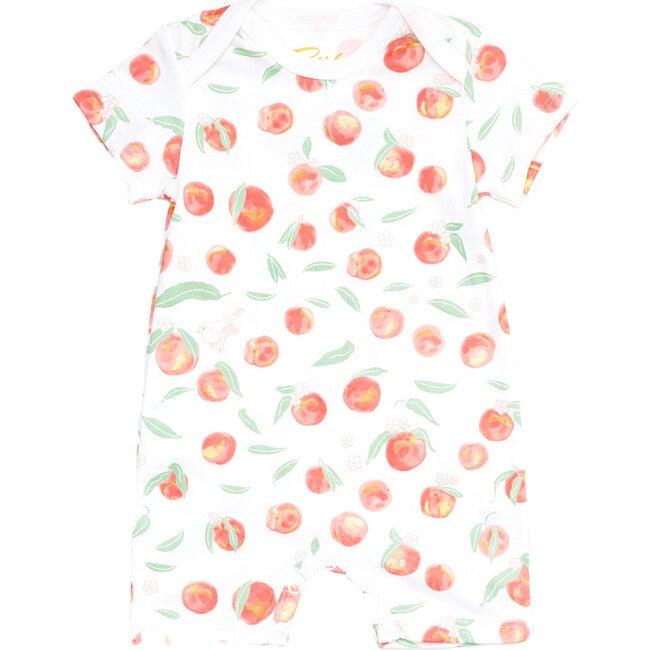 Summer Peaches Onesie, Orange