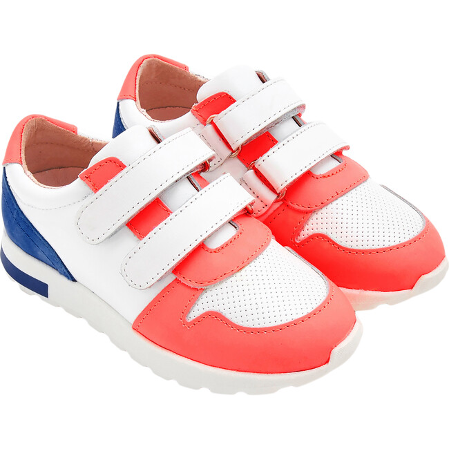 Running-Style Shoes, Neon Pink
