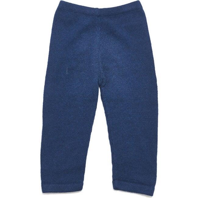 Baby Alpaca Pants, Blue