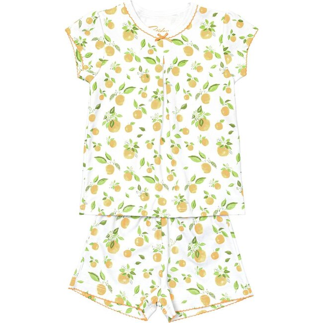 Summer Pajamas, Orange Blossoms