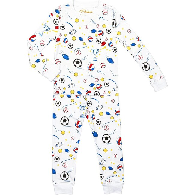 Long Pajamas, Sports Champion