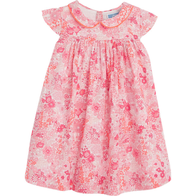 Toddler Liberty Dress, Multicolor