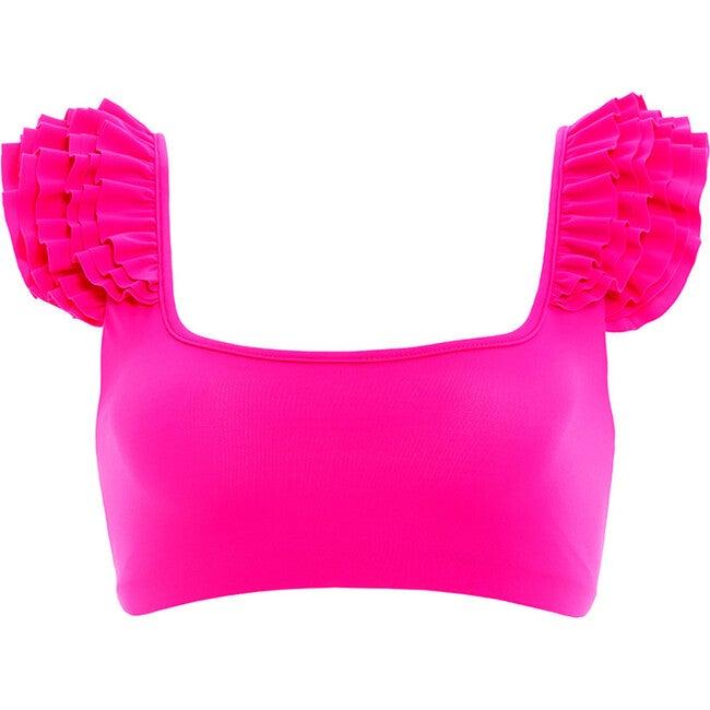 Women's, Arielle Ruffle Bikini Top