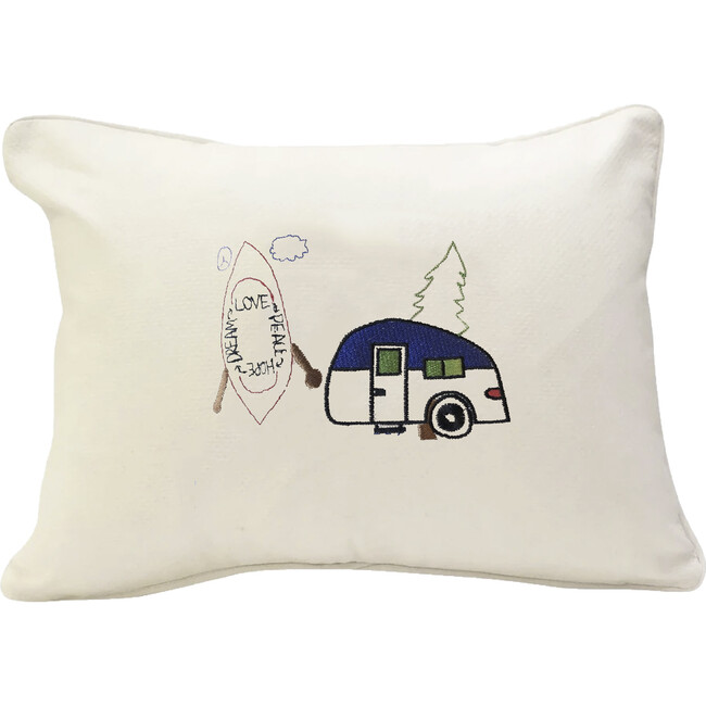 Draw Your Own Mini Pillow Gift Set