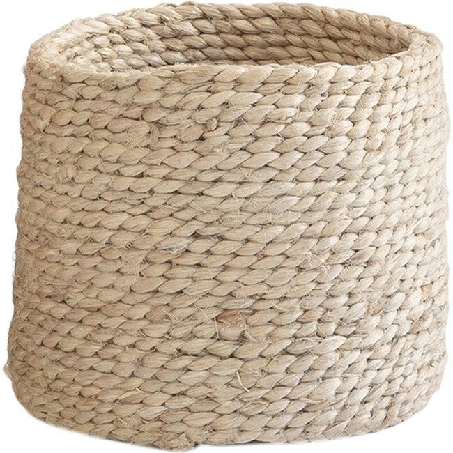 Petite Short Basket, Natural