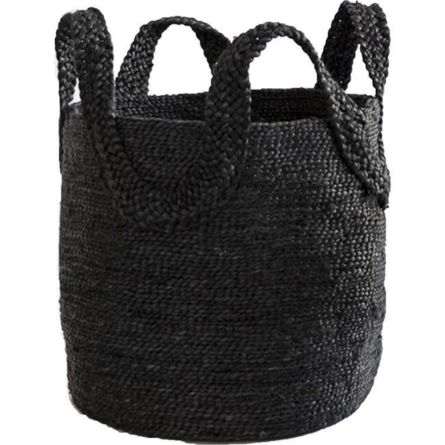 Ecole Tall Basket, Desert Black