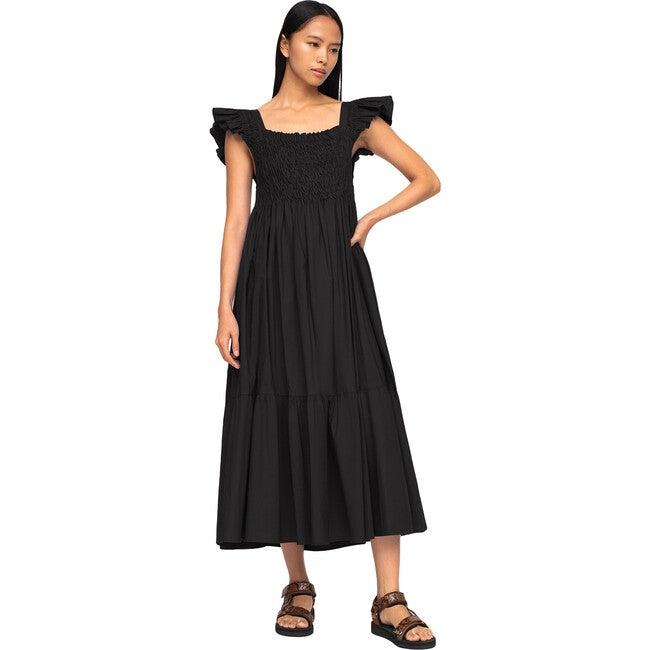 Women's Varsha Dress, Black