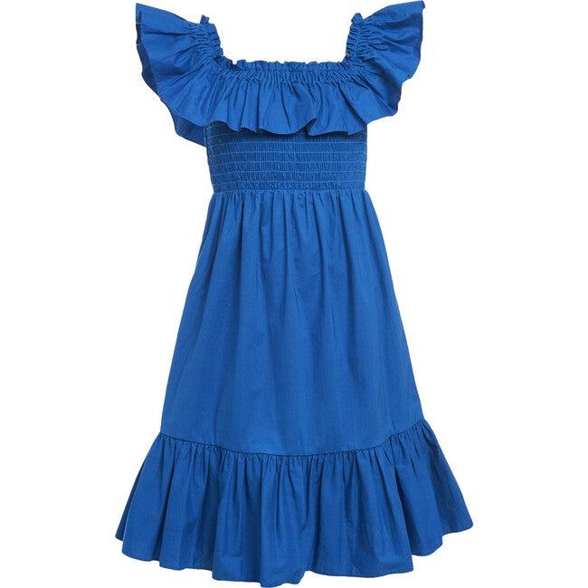 Varsha Dress, Royal