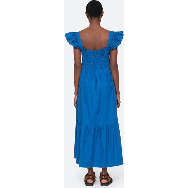 Women's Varsha Dress, Blue