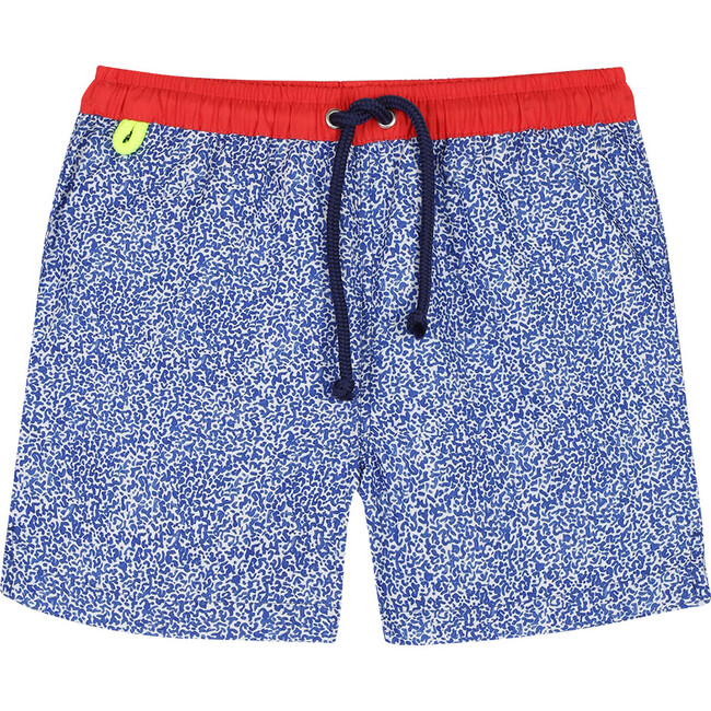 Men's Air Off The Coast Swim Trunks, Blue