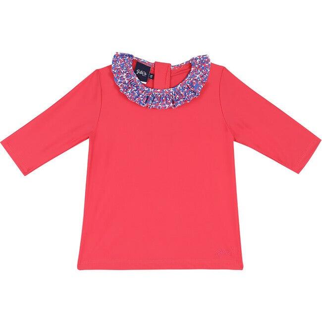 Anti UV Top, Pink Reef