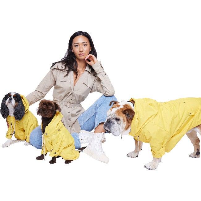 Talon Raincoat, Yellow