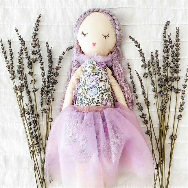 Lavender Scented Doll