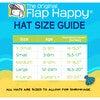 UPF 50+ Double Ruffle Hat, Purple - Hats - 2