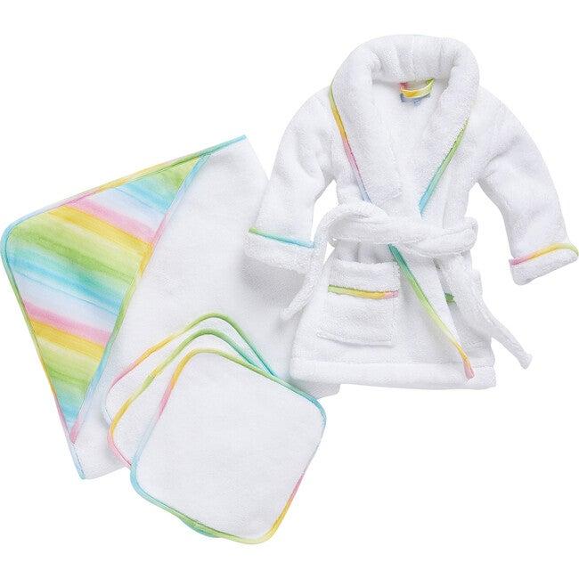 Bathe Me Kit, Floral Stripe