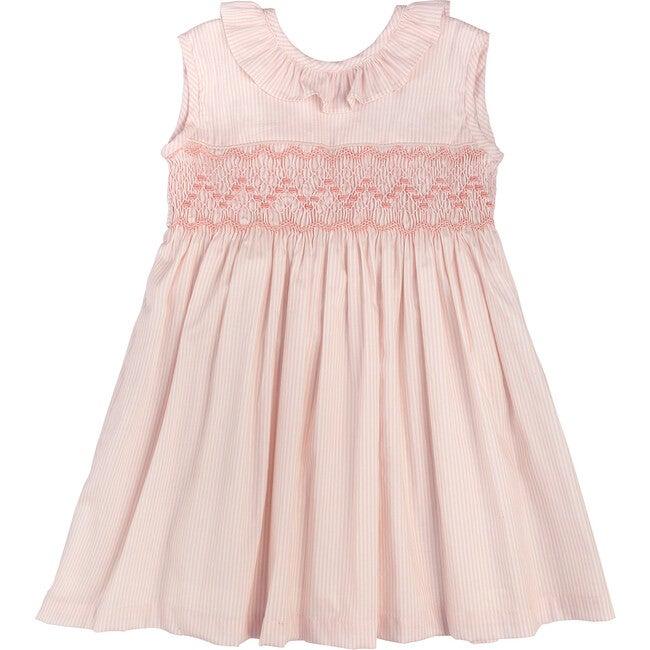 Josefina Dress, Light Pink