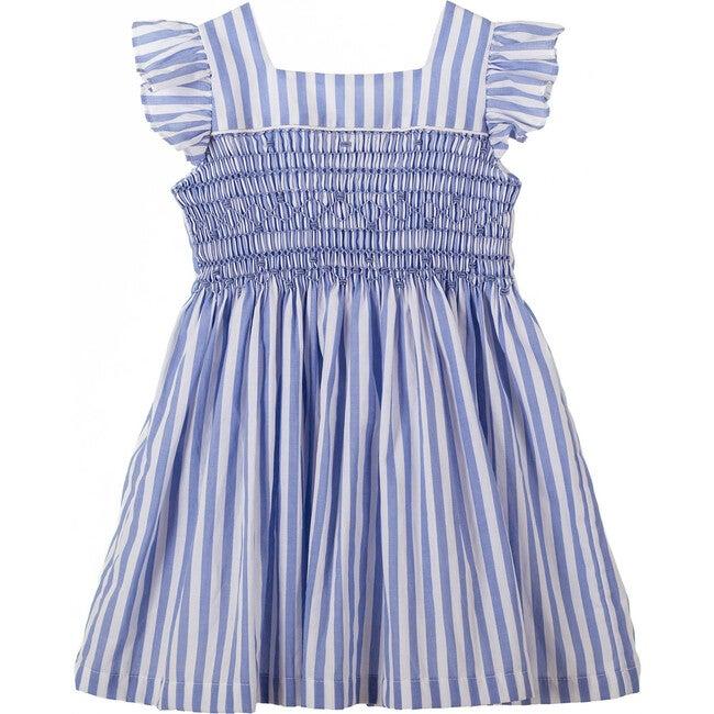 Fernanda Dress, Blue