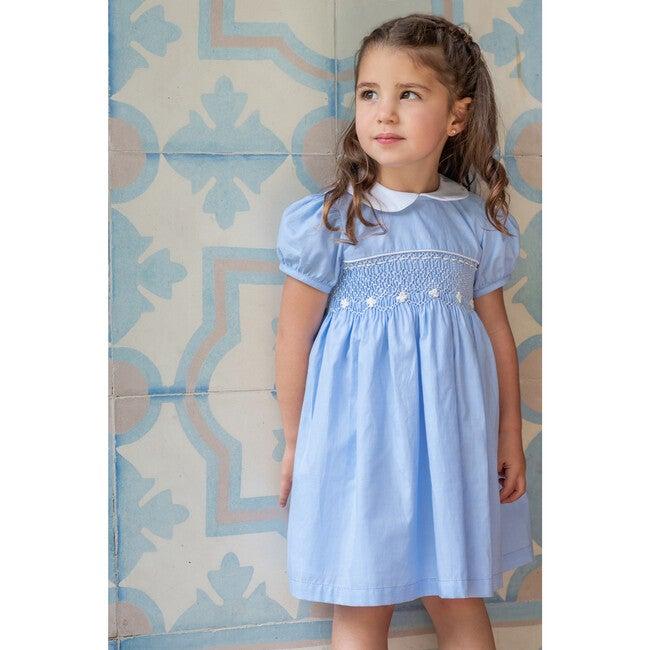Martina Dress, Baby Blue
