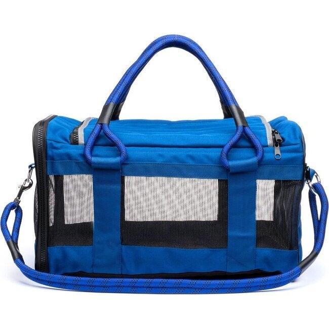 Pet Travel Bag, Blue