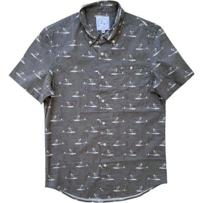 Men's Open Water BBQ Shirt