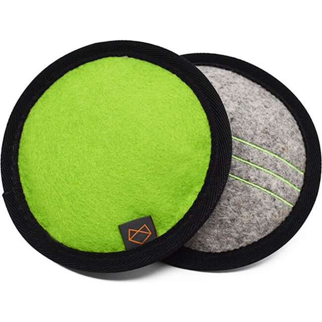Frisbeast, Green and Grey