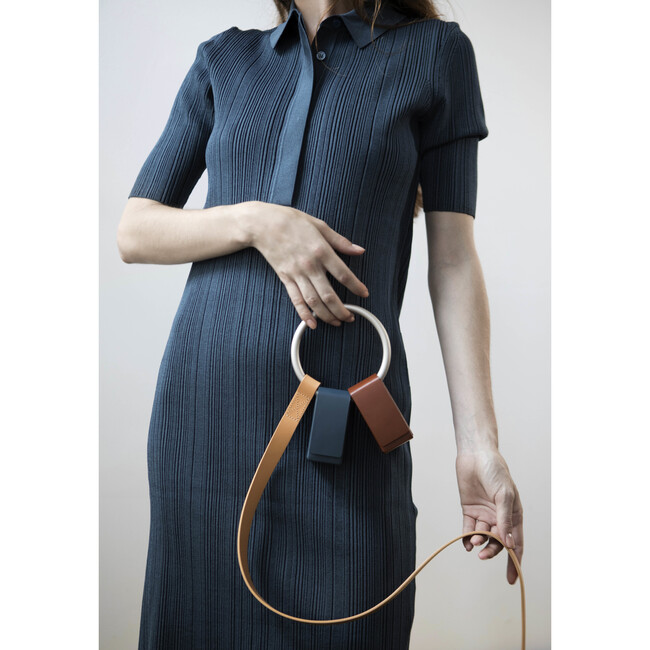 Toto Waste Bag Carrier, Blue