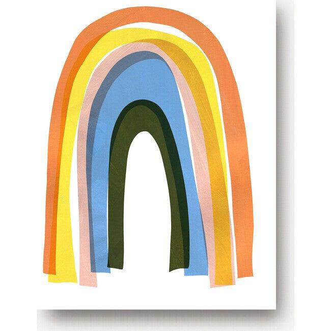 Rainbow Art Print, Multi