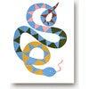 Serena the Snake Art Print, Multi - Art - 1 - thumbnail
