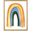 Rainbow Art Print, Multi - Art - 2
