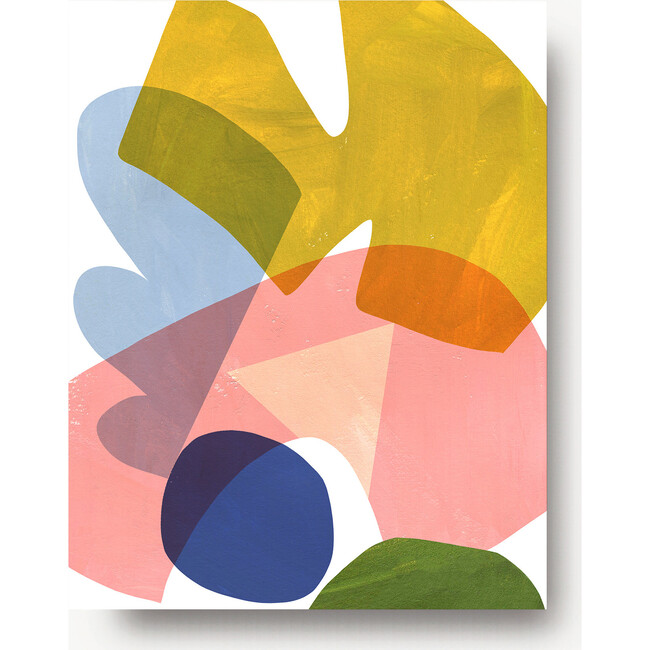 Imagine Art Print, Multi
