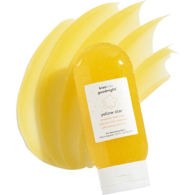 Yellow Star, Prebiotic Bath Jelly