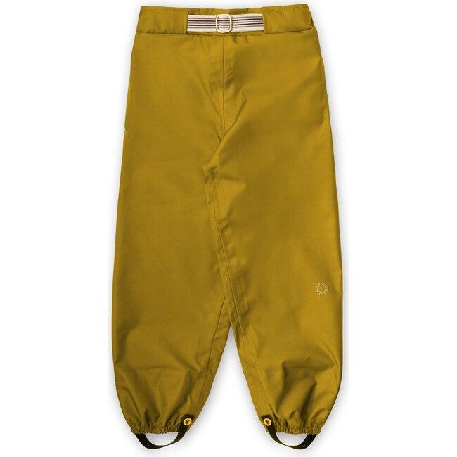 Trouser, Goldenrod