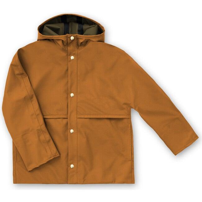 Parachute Raincoat, Red Oak