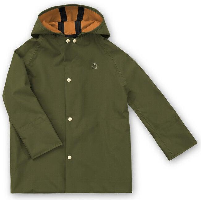 Midi Coat, Spruce