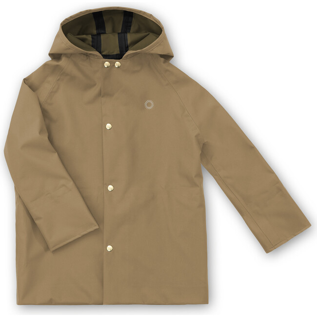 Midi Coat, Morel