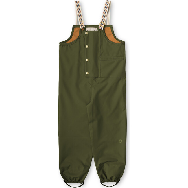 Dungaree Overalls, Spruce