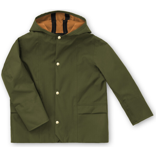 Norfolk Raincoat, Spruce