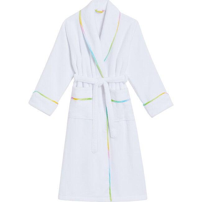 Women's Hotel Robe, Rainbow