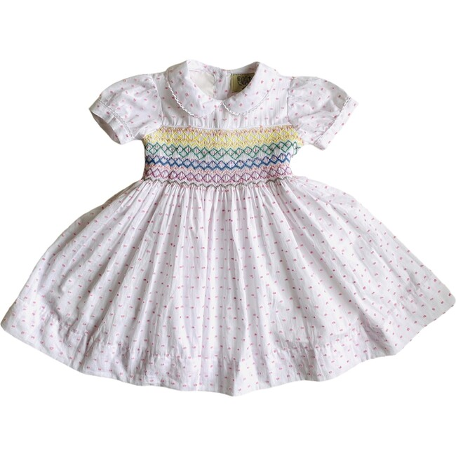 Rainbow Dress, Pink