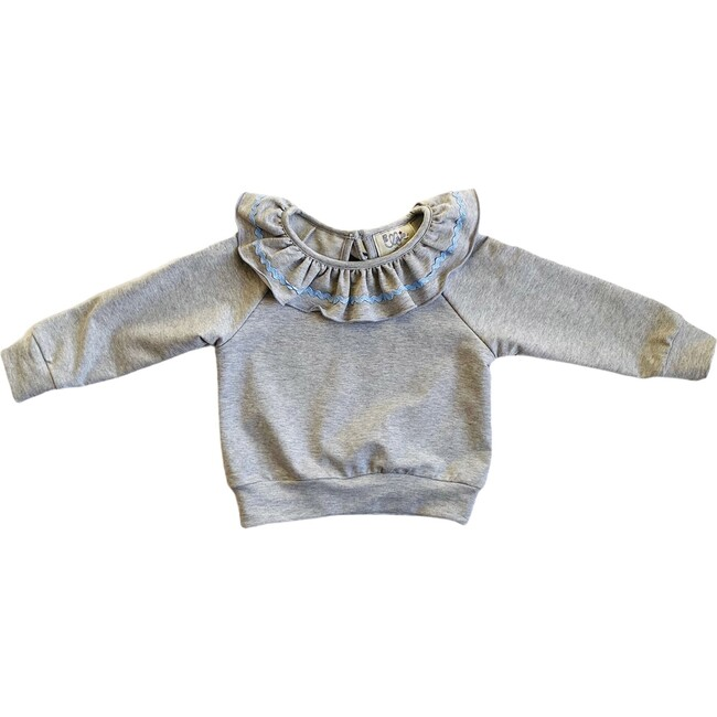 Pierrot Pullover, Grey