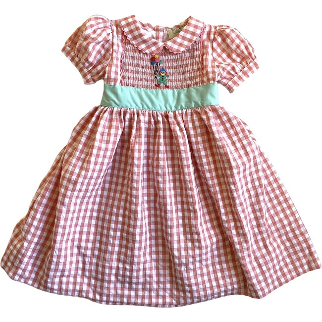 Payasa Dress, Pink