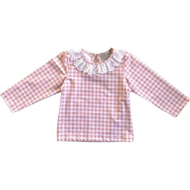 Nell Shirt, Pink