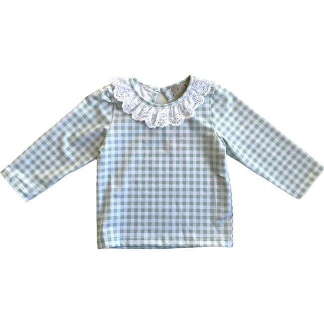 Nell Shirt, Green