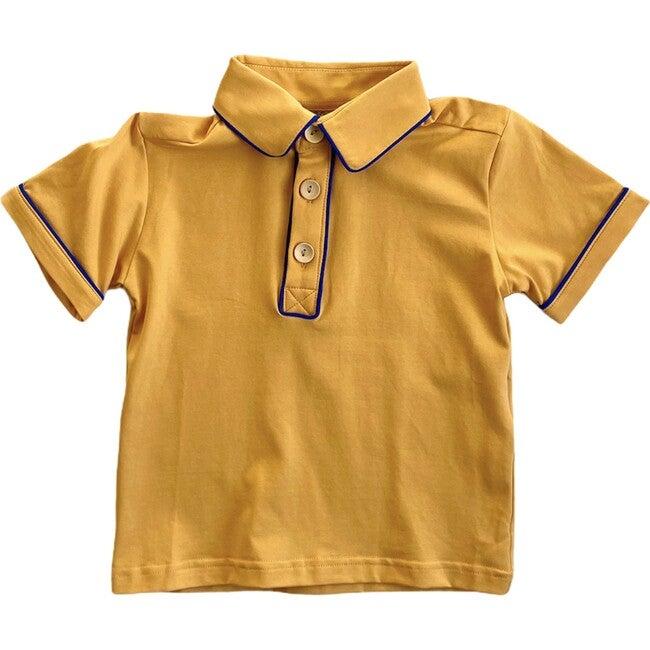 Kelso Shirt, Mustard